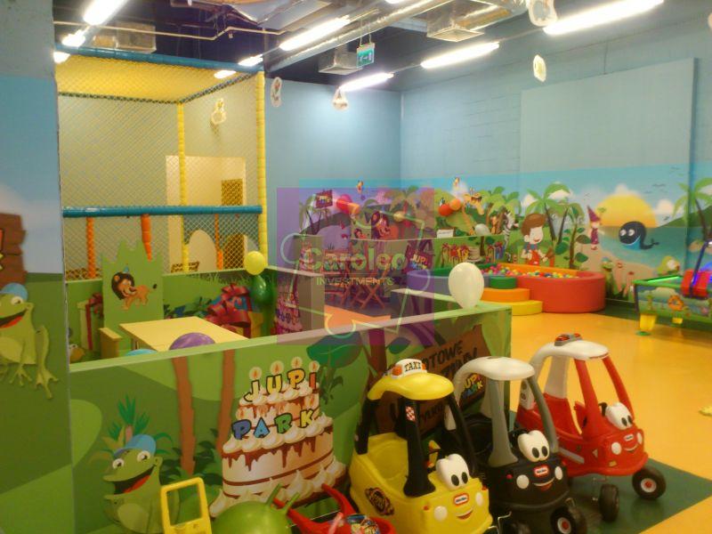 Sale zabaw dla dzieci